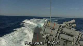 GREEK NAVY ROUSSEN FAST ATTACK CRAFT