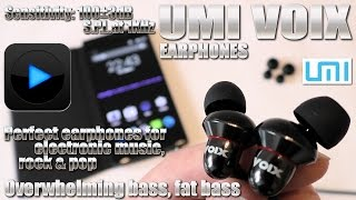 UMI VOIX exclusive first look & test / UMI ZERO accessory