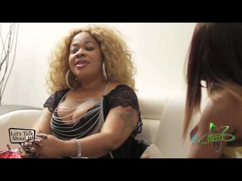 AfroCandy on RockNaija TV (Part 2)