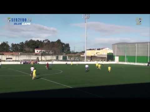 SerzedoTV - Iniciados Gulpilhares FC 1 vs 1 C.F. Serzedo (Full HD)