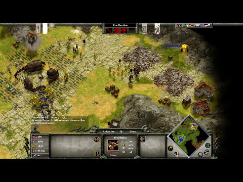 Age Of Mythology - O Ataque de Troia #5