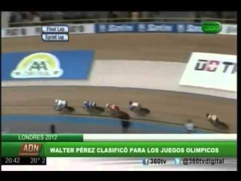 360 TV   Deportes Walter Prez clasific para los Juegos Olmpicos