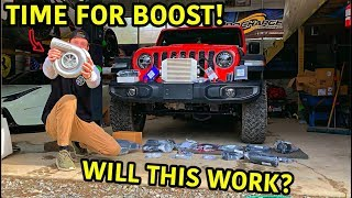 Rebuilding A Wrecked 2020 Jeep Gladiator Rubicon Part 12
