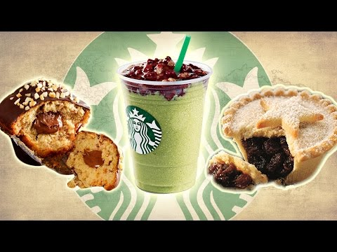 20 Starbucks Foods You Probably Haven't Tried