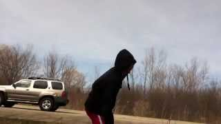 Invisible Rope Trick Prank Caught by Police