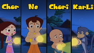 Chhota Bheem - Thief in Dholakpur | Stories for Kids in Hindi