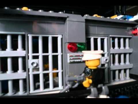 Lego City Jail Break Youtube