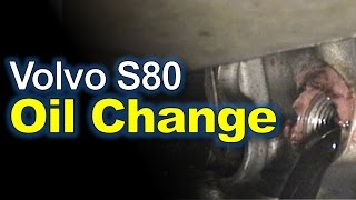 Volvo Repairs: Oil Change & Filter Replacement