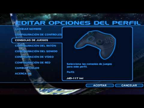 Como instalar un joystick