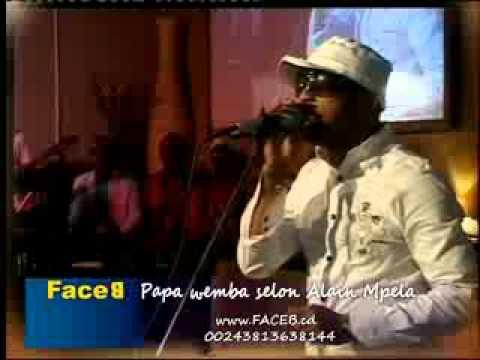 Paulin Mukendi dans: Face B Papa Wemba selon Alain Mpela