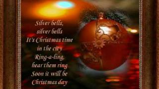 SILVER BELLS  JIM REEVES   Christmas Songs  .wmv