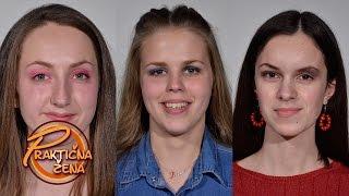 Praktična žena - Kako se pravilno nanosi senka na kapke
