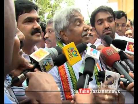 VS Achuthanandan should stop unwanted speechs; said Oommen Chandy