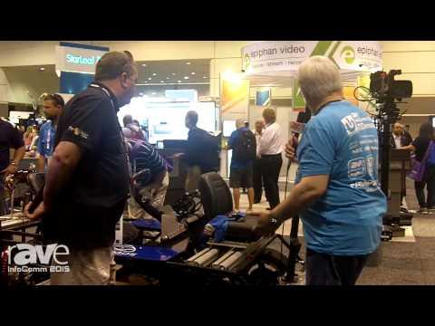InfoComm 2015: Joel Rollins Talks With Alan Frank of Rev-TEC
