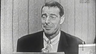 What's My Line? - Joe DiMaggio (Sep 18, 1955)