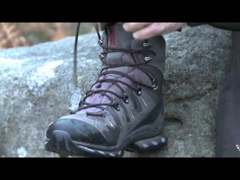 Salomon Quest 4D Walking Boots Video Review  - GO Outdoors