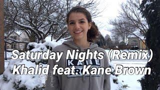 Saturday Nights Remix Khalid Feat Kane Brown Asl Pse Sign Language