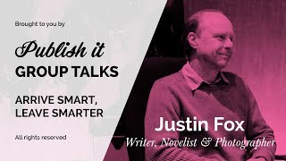 Travel Writing with Justin Fox – S01E09