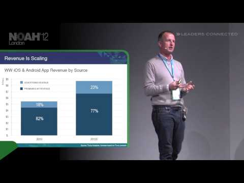 NOAH12 London - Flurry Analytics, Richard Firminger