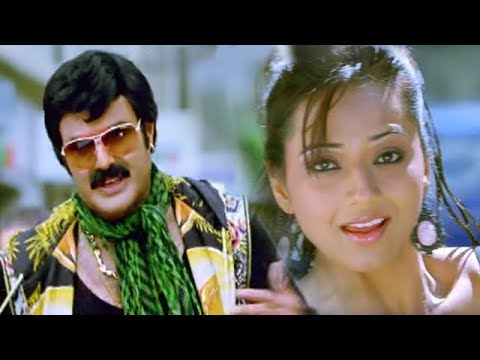 Srimannarayana Full Songs HD - Chalaaki Choopultho Song - Balakrishna...
