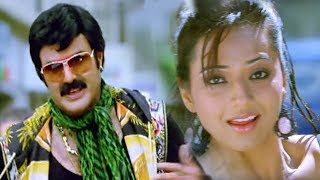 Adhinayakudu - Srimannarayana Full Songs HD - Chalaaki Choopultho Song - Balakrishna, Isha Chawla, Parvathi Melton