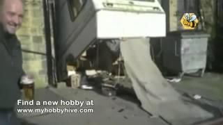 [Collection of Caravan Fails ] Video