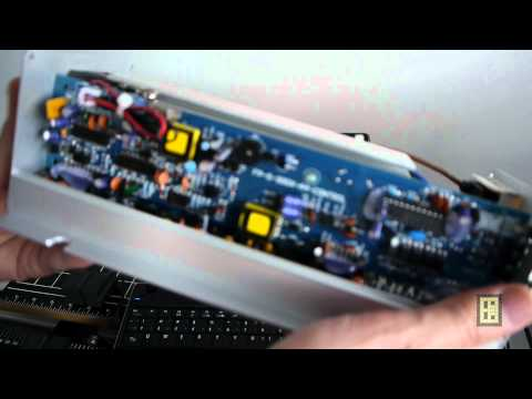 LiFePO4 A123 Systems 20Ah Battery Charge and Discharge Test part 1