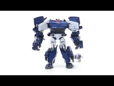 Video Review of the Transformers Prime: AM-12 Breakdown