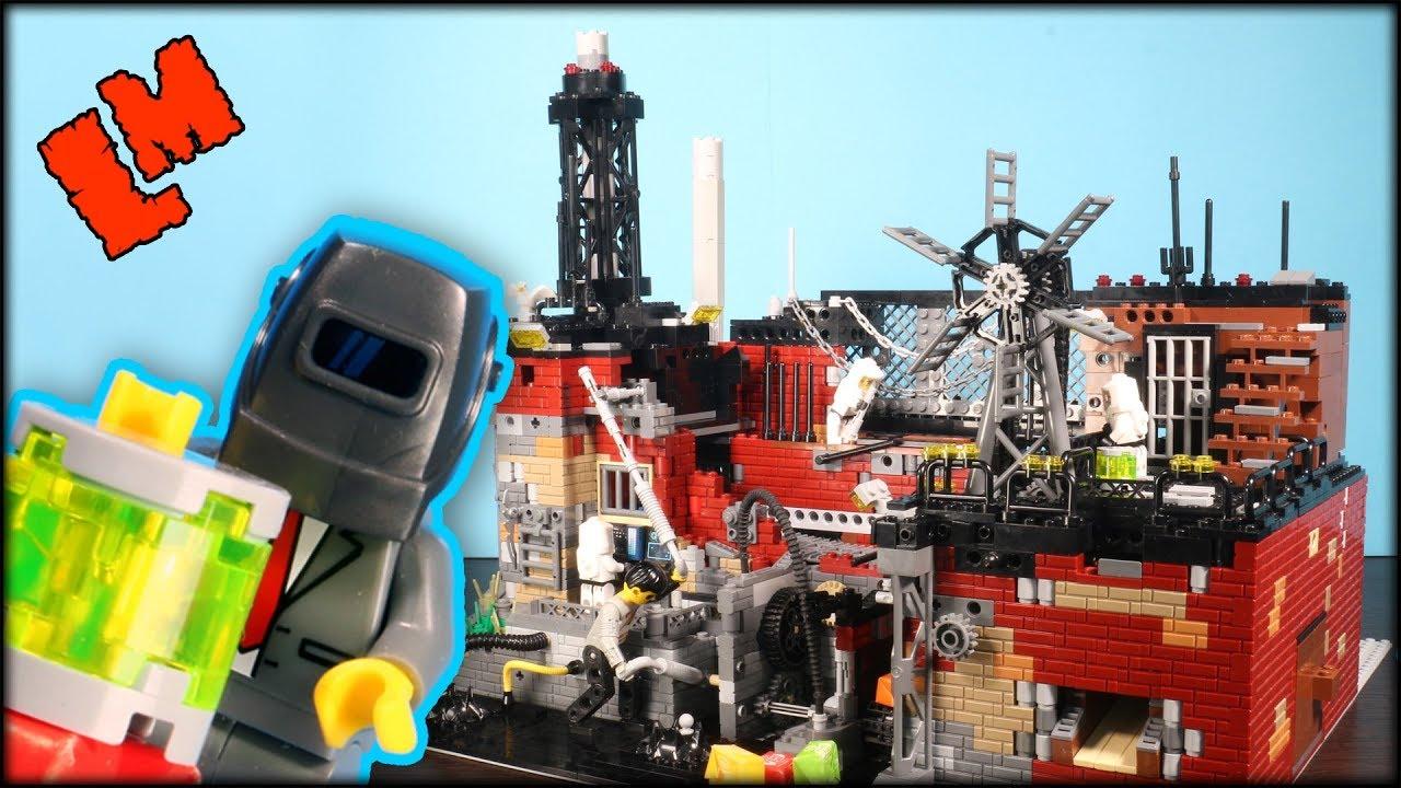 Как сделано Лего 87