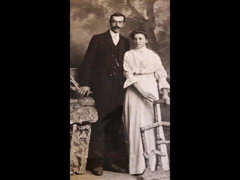 Мамины рассказы о семье Рихард Мельман.Часть 1