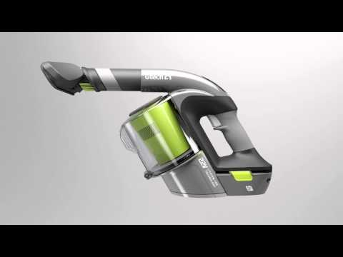 Gtech Multi Cordless Hand held Vacuum Cleaner - 3D Animation