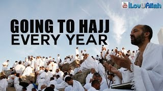 Going To Hajj Every Year  | *True Story*