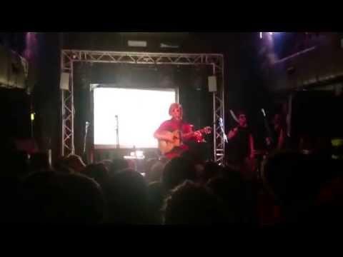 The Pizza Underground (Macaulay Culkin band) - Thekla, Bristol. Dot to Dot Festival
