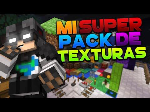 MI SUPER PACK DE TEXTURAS MINECRAFT 1.8   REVIEW + DESCARGA