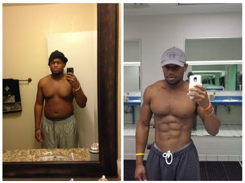 8 Month Natural Bodybuilding Motivational transformation! video