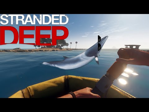 Stranded Deep - WHALE