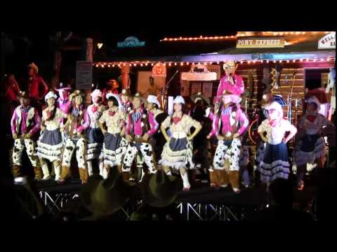 Riding Alone Line Dance step   CH Promotion  The log of Paradise...