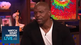 How Terry Crews Overcame Porn Addiction | WWHL