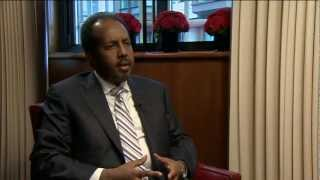 BBC Somali - Wareysi Madaxweyne Xasan Sheekh Maxamuud