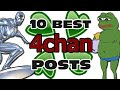 10 Favorite 4chan Posts - GFM