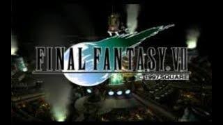 Let's play  Final Fantasy VII #1