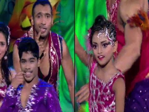 Sonali-Sumant does a Dhating-Naach