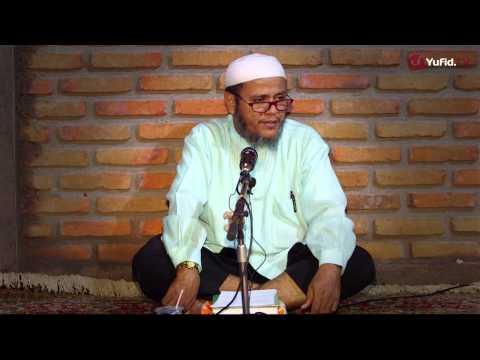 Kajian Islam: Buah Keimanan - Ustadz Mubarok Bamualim, M.Hi., Lc.