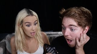 SHANE DAWSON GOES THROUGH MY PHONE (girlfriend, fights, TEA)