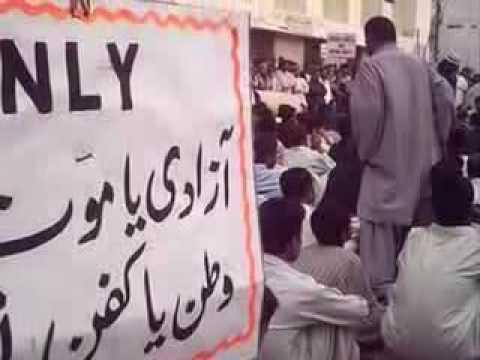 pakistani army bombardment in Balochistan.