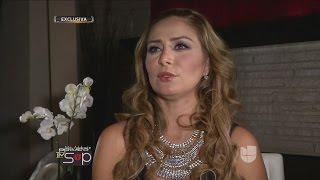 Cristina Eustace revela por qué se separó de Esteban Loaiza