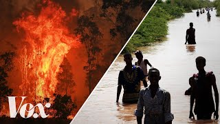 Why Australia's fires are linked to floods in Africa