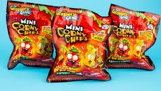 Mini CORNY CHIPS From Grossery Gang Ser1