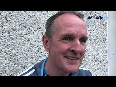 Mattie Kenny Speaks To Dubs TV After Galway win