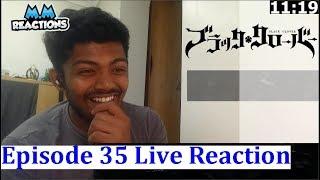 Black Bulls vs Licht!! - Black Clover Anime Episode 35 Live Reaction